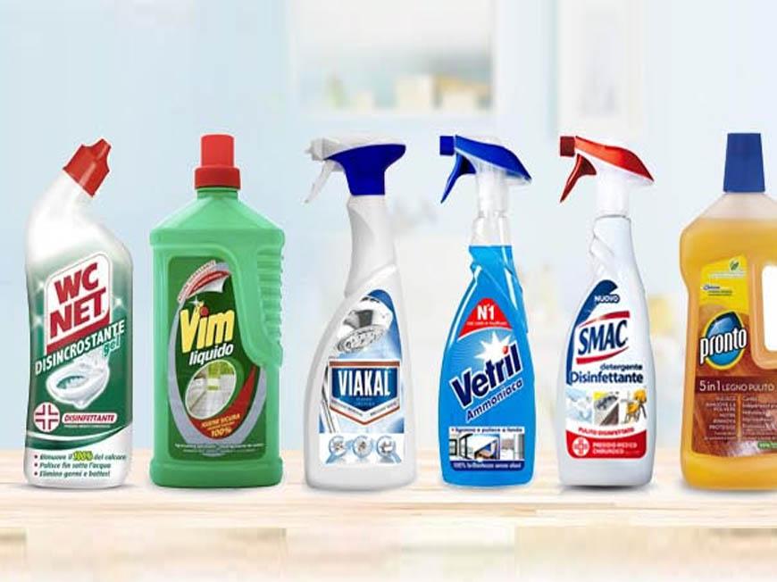Ingrosso prodotti pulizie